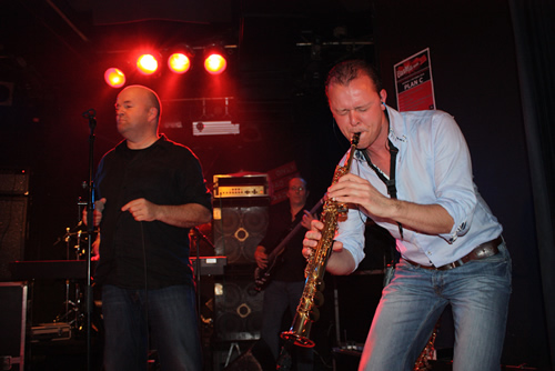 Band of the Century in Plan C Rotterdam