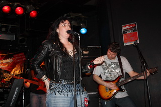 Coollive Partyband in Plan C Rotterdam