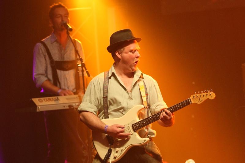 Die Powerhosen in 013 Tilburg