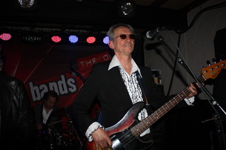 Frits Philips Band in Lokaal 8 Veldhoven