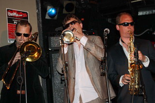 Hooter Tooter Band in Plan C Rotterdam