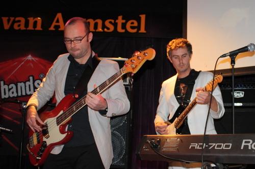 Hooter Tooter Band in De Heeren van Aemstel