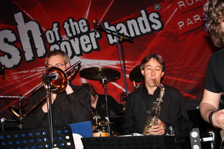 KGB Band in de LiNDE Groesbeek
