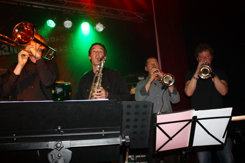 KGB Band in de LiNDE /new style