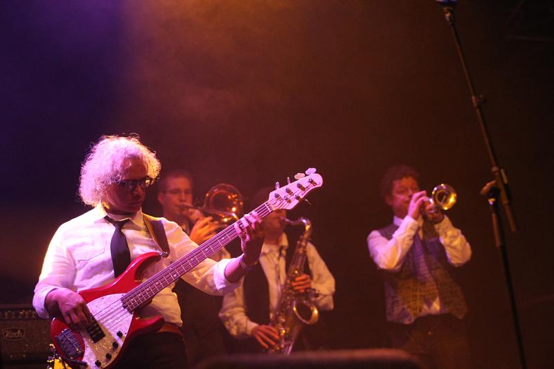 KGB Band in 013 Tilburg