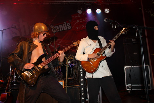 Rectum Raiders in de LiNDE /new style