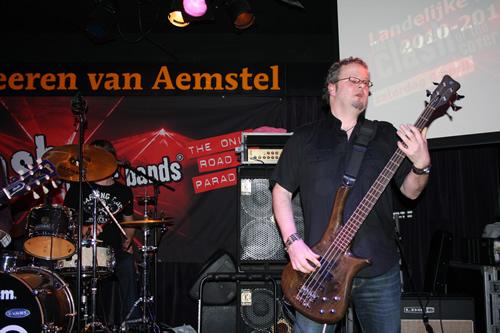 Sâus in De Heeren van Aemstel Amsterdam