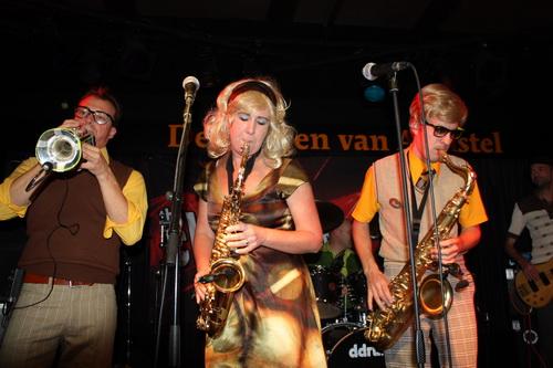 The Stirrrs in De Heeren van Aemstel