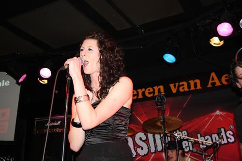 Strike 2 in De Heeren van Aemstel Amsterdam