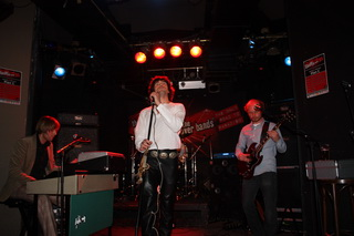The Doors in Concert in Plan C Rotterdam