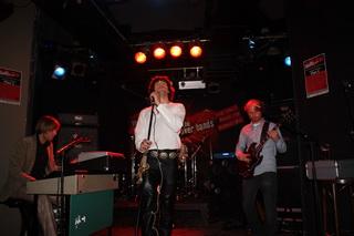 The Doors in Concert in Plan C Rotterdam