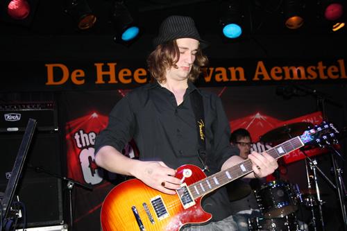Woodstar in De Heeren van Aemstel Amsterdam