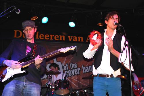 Gorgeous George in De Heeren van Aemstel Amsterdam