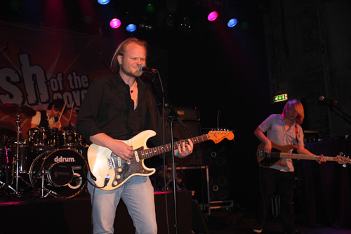 Joost de Lange Rock/Blues Experience in De Bosuil