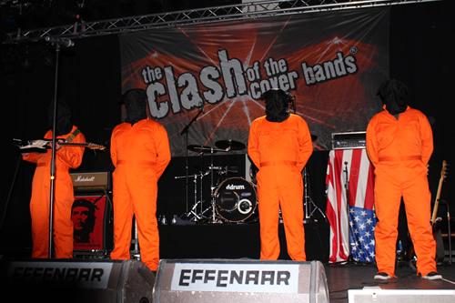 Rage on Stage in Effenaar Eindhoven