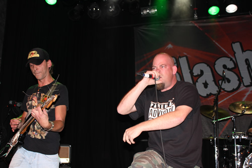 Rage on Stage in De Bosuil in Weert
