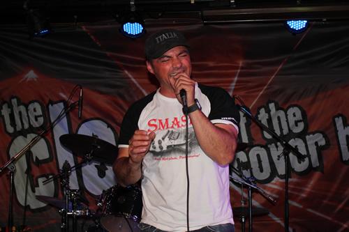 Smash in Muziekcafé Wilhelmina Eindhoven