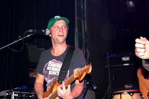 The Dublicators in Hotel Arena Amsterdam