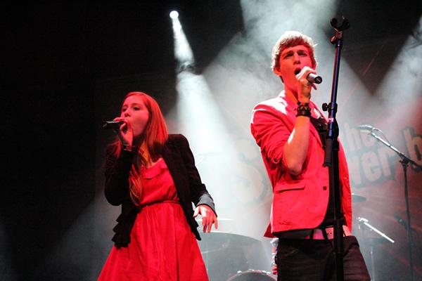 Blue Sunday Live in Metropool Hengelo
