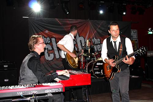 Gentleman Jack in de Vorstin Hilversum