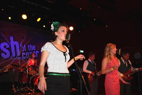 Jackie Ramone & the Twins in Podiumcafé de Vorstin Hilversum