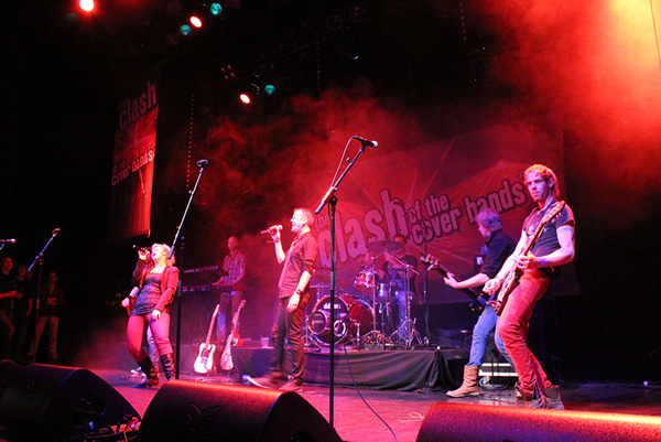 Jhonny and the Rockers in Metropool Hengelo