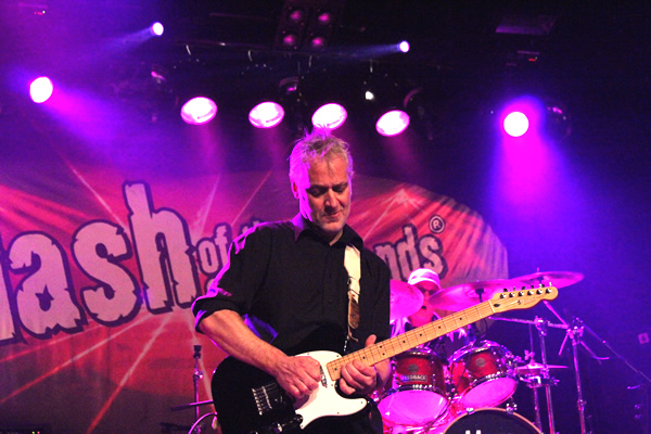 Kiki Blues in Podium de Vorstin in Hilversum