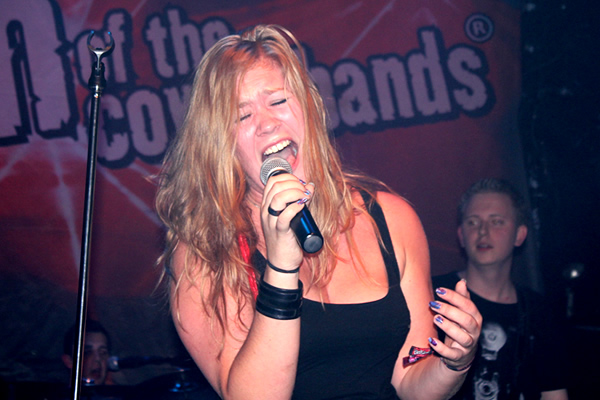 The Red Maddies in P60 Amstelveen