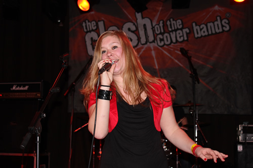 The Red Maddies in Podiumcafé de Vorstin Hilversum