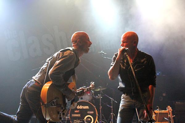 Baldrick Brothers in Gebouw-T Bergen op Zoom