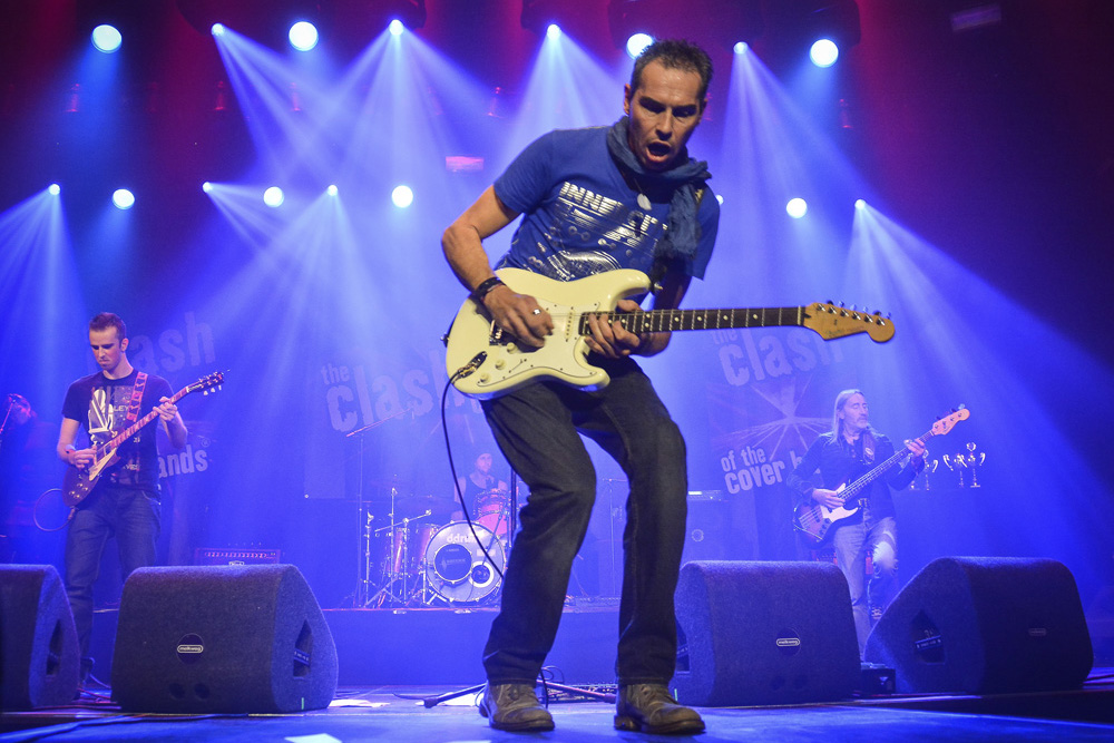 Black Street Blues in de Melkweg