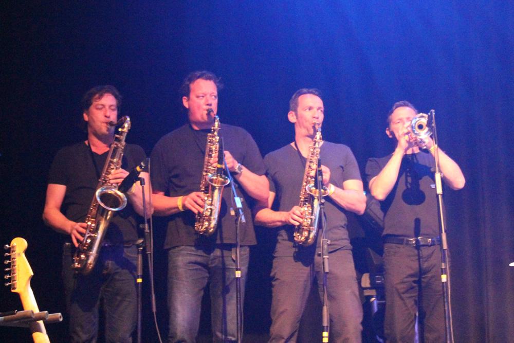 BruceBrothers in Effenaar Eindhoven