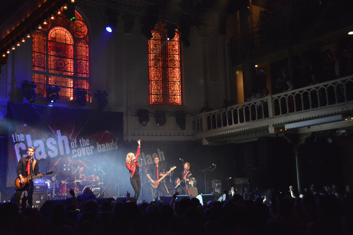 Cold Turkey in PARADISO Amsterdam