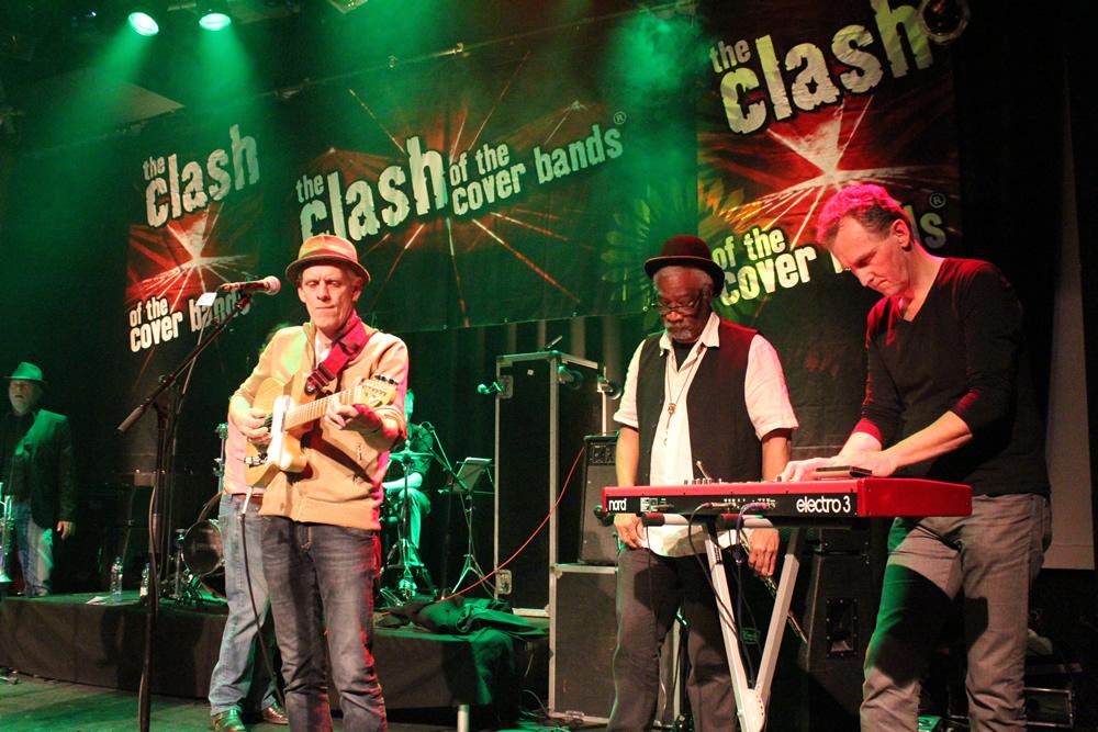 Fools of Funk in Gigant Apeldoorn