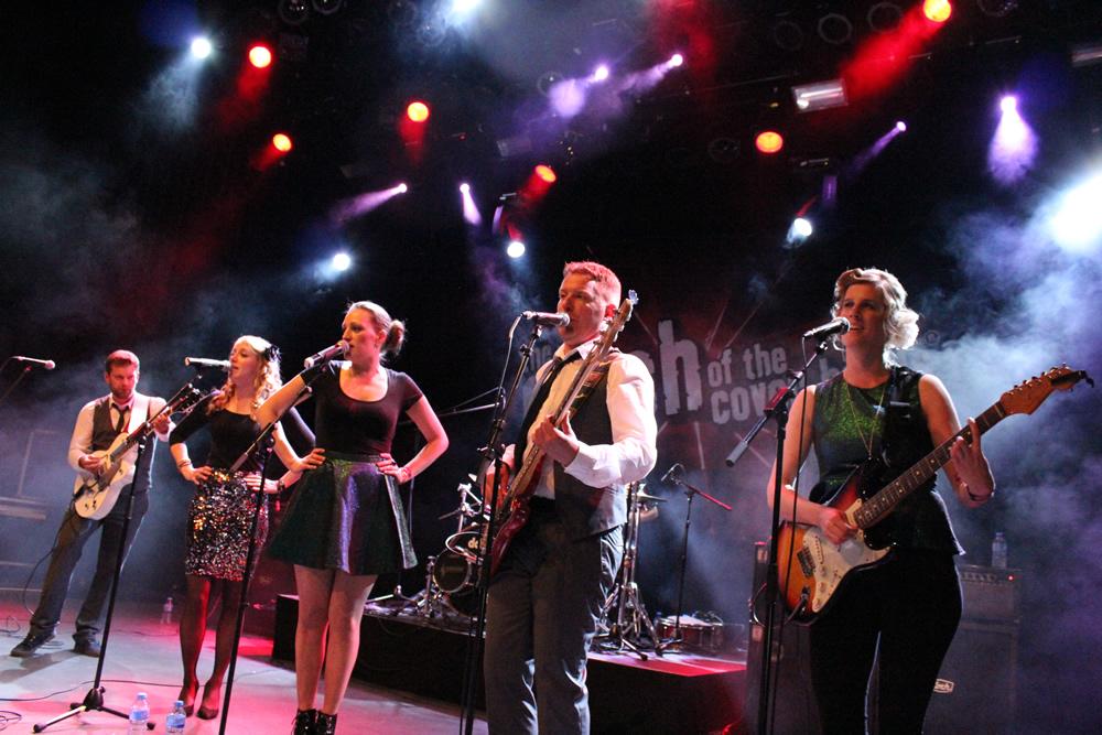 Jackie Ramone & the Twins in Podium de Vorstin Hilversum