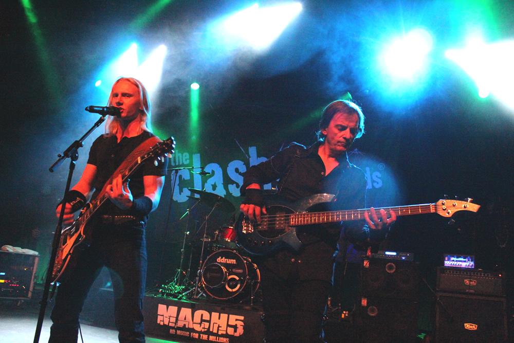 Mach5 in Podium de Vorstin Hilversum