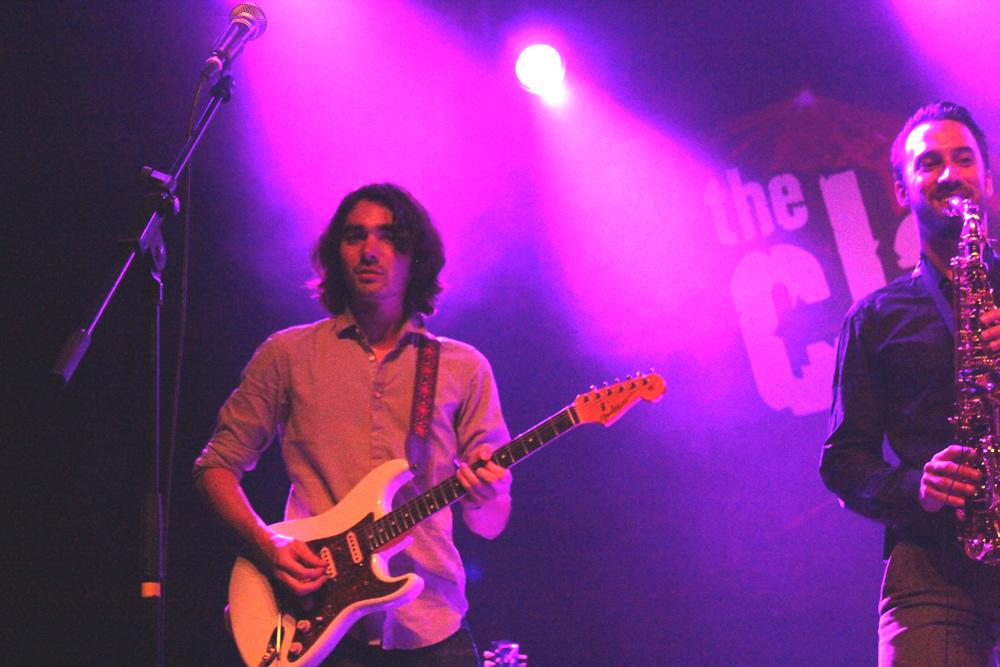 Mr. TEAB in Effenaar Eindhoven