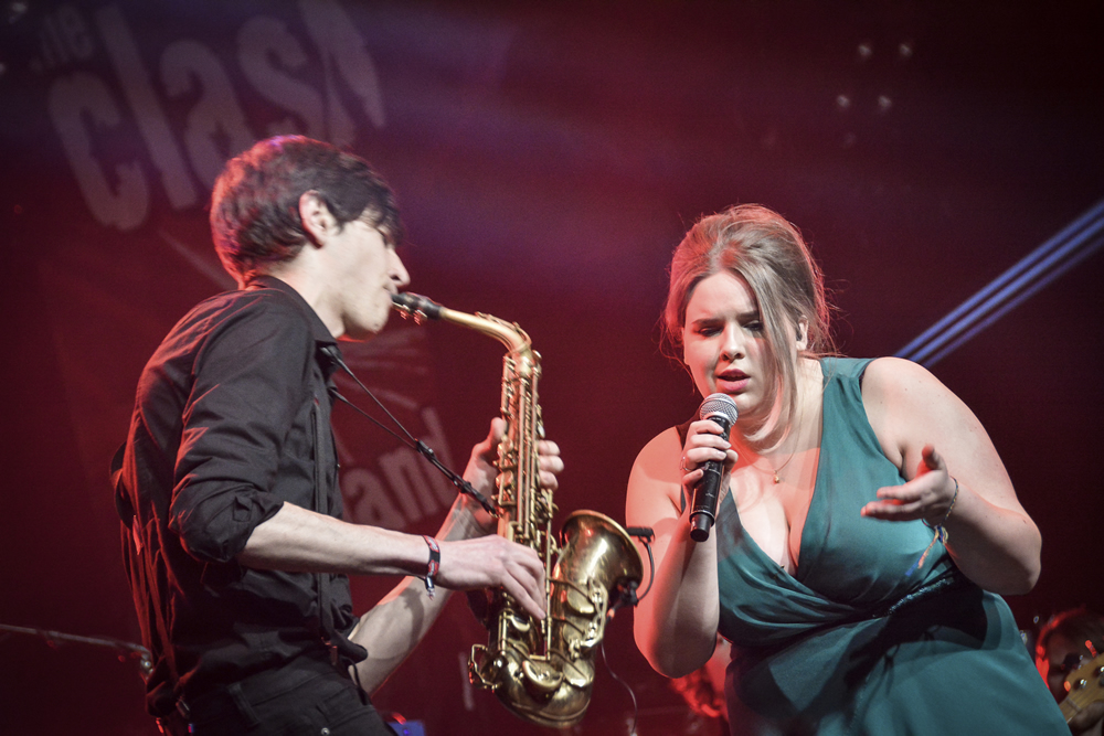 Not2Bigband in BENELUX Grand Finale