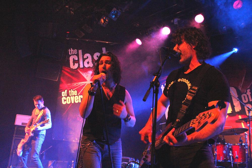 Slash N' Roses in MEZZ Breda