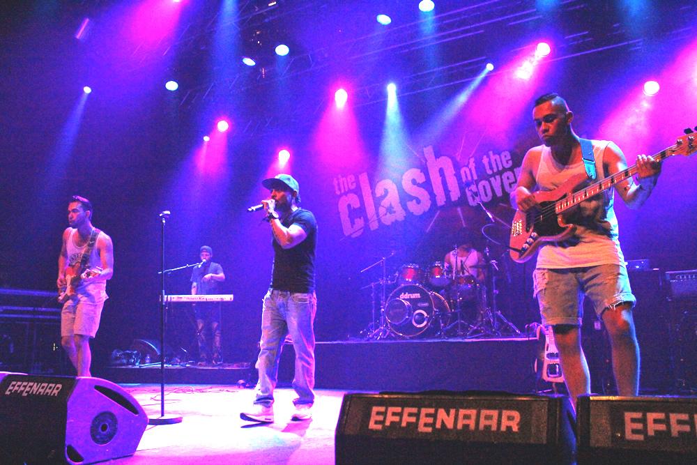Tenggara Boys in Effenaar Eindhoven