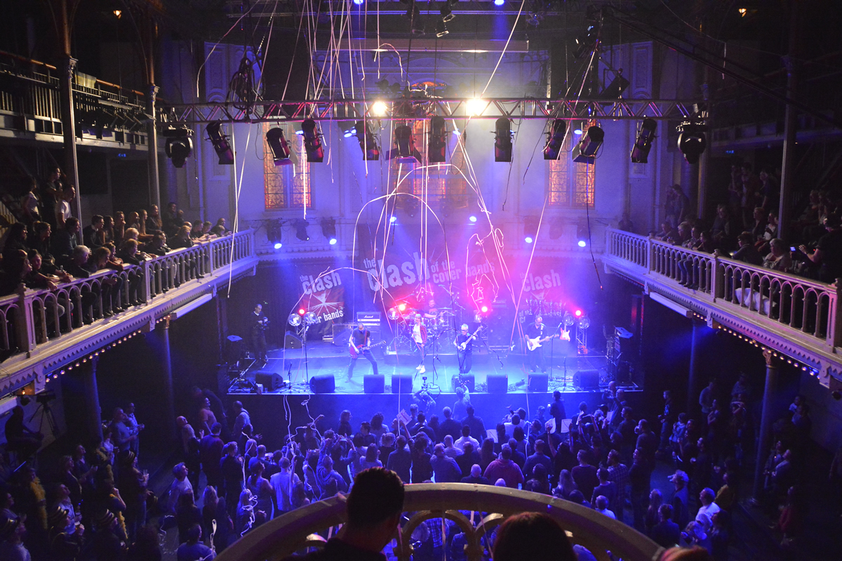The Booze Band in PARADISO Amsterdam