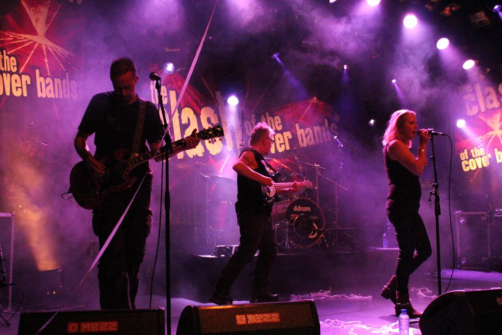 The Booze Band in MEZZ Breda