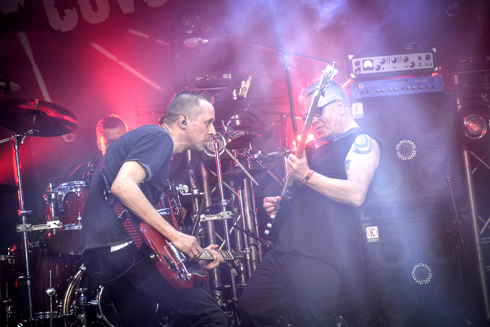 The Booze Band in BENELUX Grand Finale