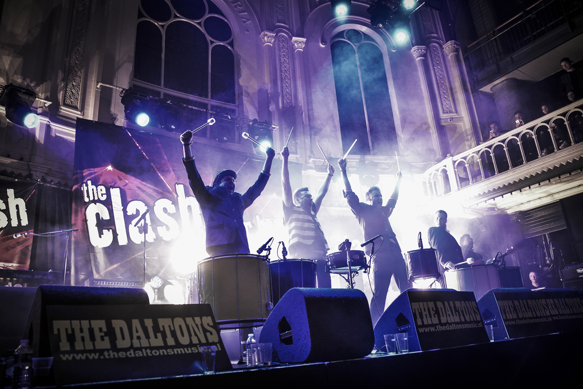 The Daltons in PARADISO Amsterdam