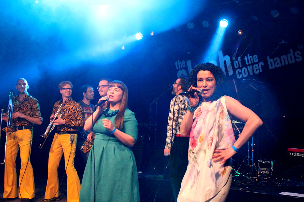 The Groove Academy in Podiumcafé de Vorstin Hilversum