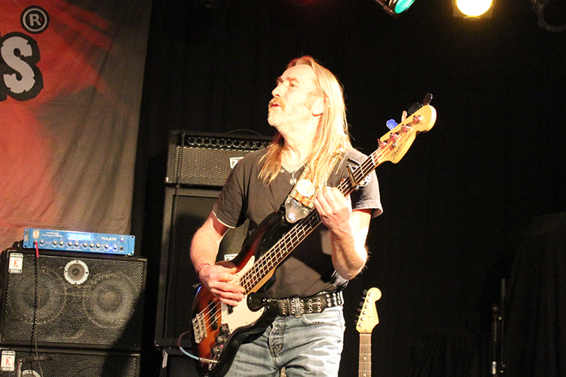 Black Street Blues in Total Music Schiedam