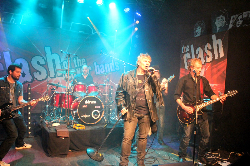 Choice of Weapon in MC The Box Katwijk
