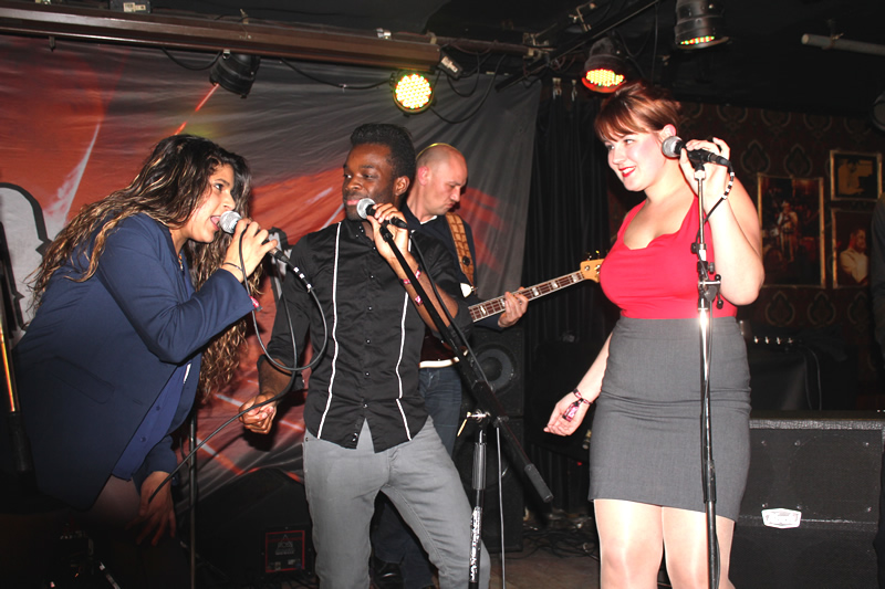 CoverUp in Wilhelmina Eindhoven