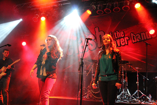 Cover Up in P3 Purmerend