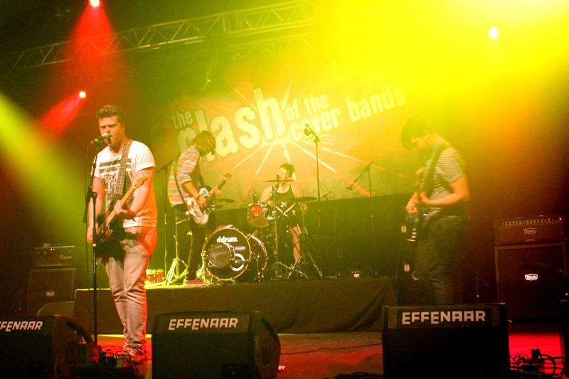 DayBreak52 in Effenaar Eindhoven